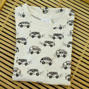 tee-shirt manches courtes garçon