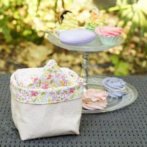 lingettes-coton bio-fleurs